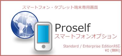 スマートフォン・タブレット端末専用画面 スマートフォンオプション